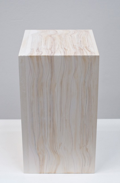 Jonathan Callan, Flowers Arranged, 2010, Paper and plaster, Overall: 11 1/8 x 8 x 6 1/2 in.