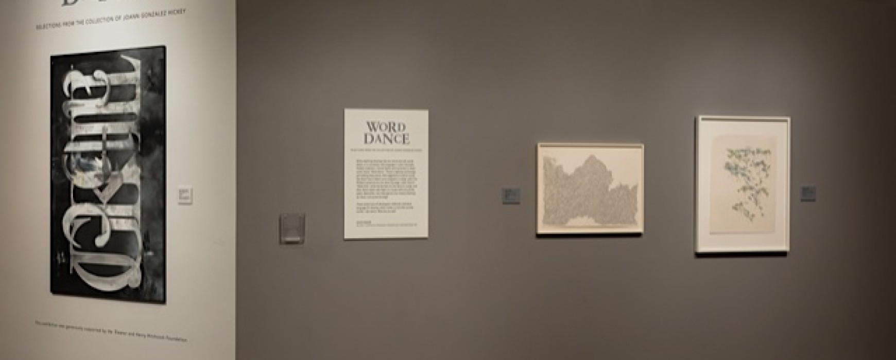Word Dance @ Denver Art Museum – Exhibition Photos