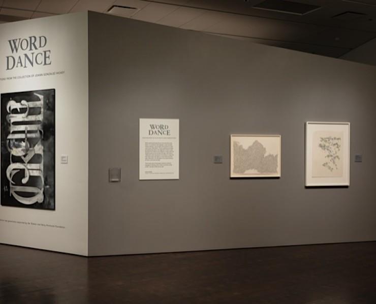 Word Dance @ Denver Art Museum – Exhibition Photos